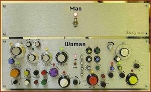men v woman