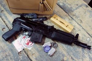 I need a bigger purse. Or a smaller gun.