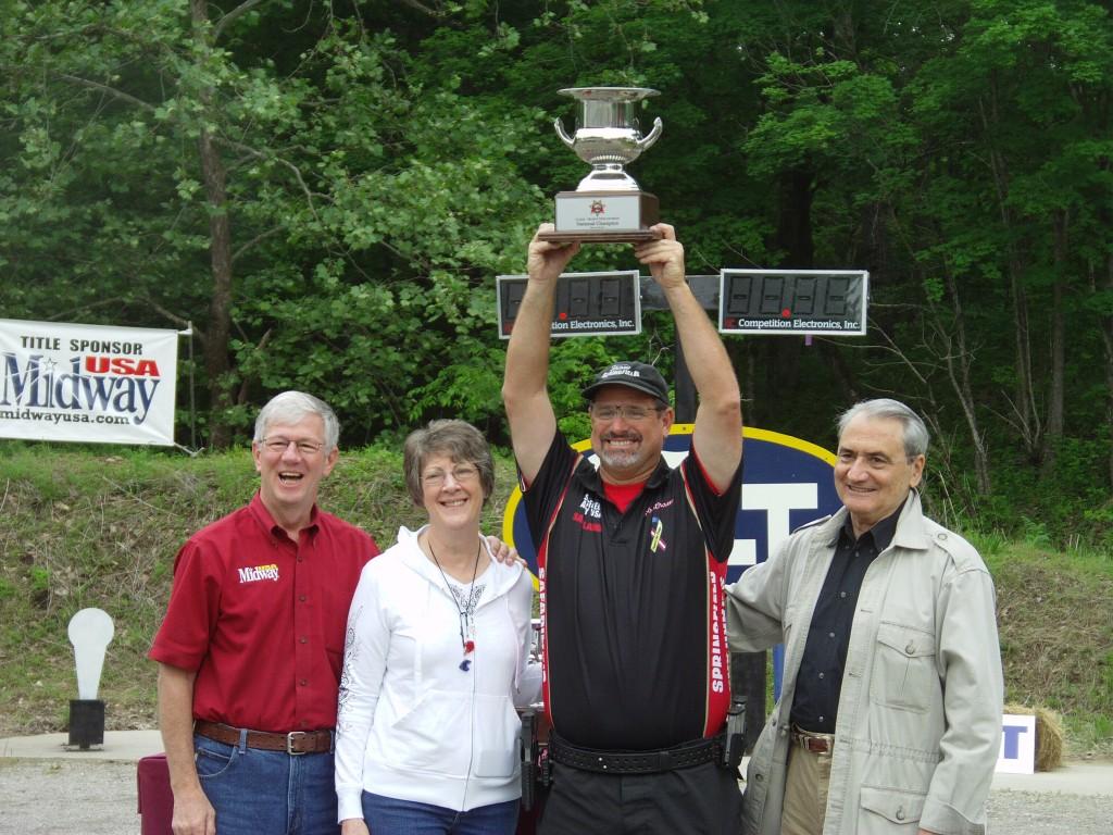 Rob Leatham Bianchi Cup