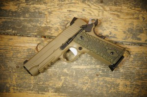 Sig 1911 Carry Scorpion