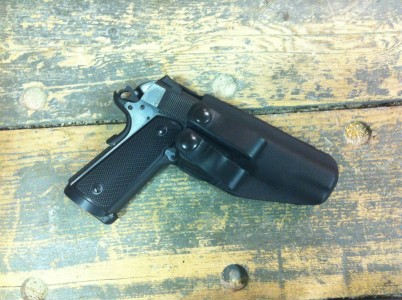 Gear Review: Custom Carry Concepts Shaggy Appendix Holster