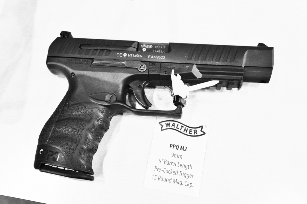 walther ppq 5 inch