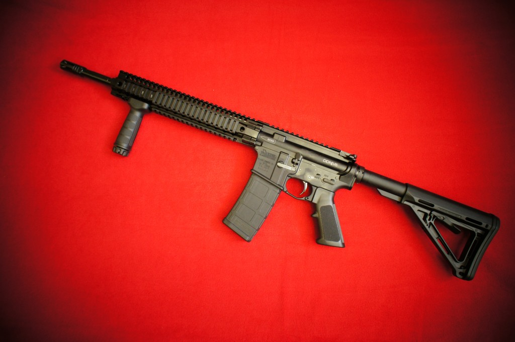 Daniel Defense DDM4V5