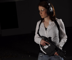 Another take on women in the gun industry