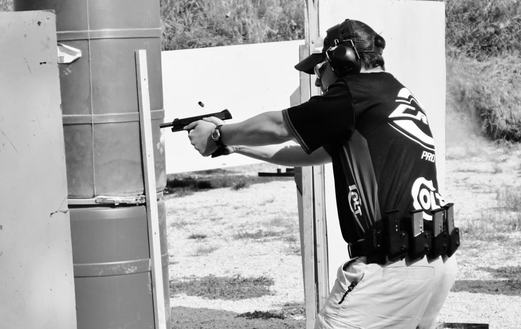 Black and white Colt