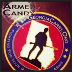 Georgia Carry.org convention with ArmedCandy