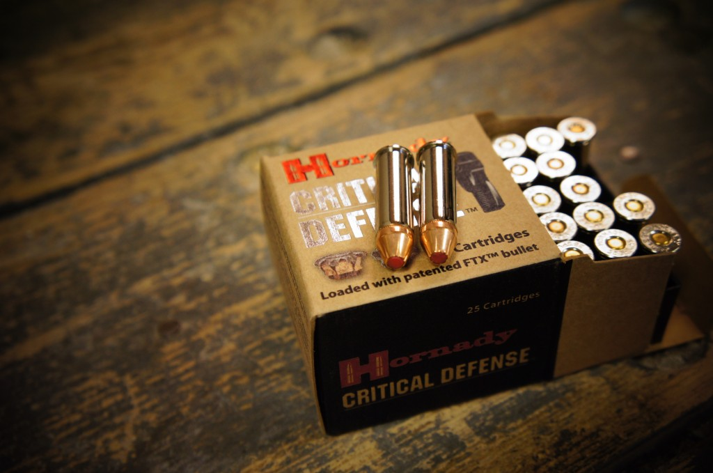 Hornady Critical Defense .38 Special +P