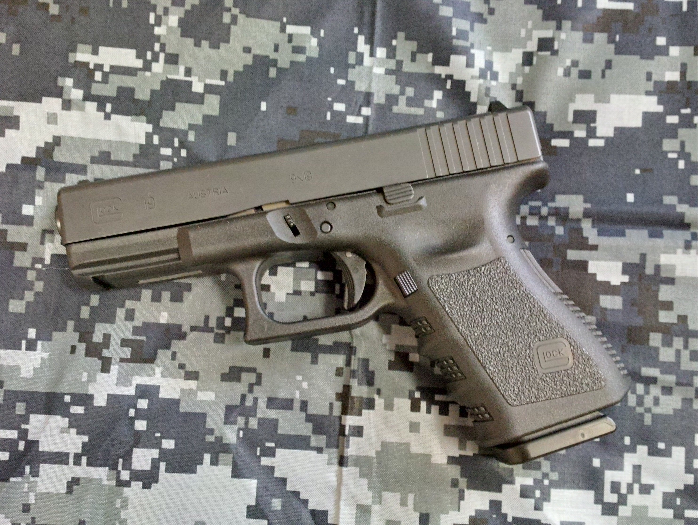 Naval Special Warfare to adopt Glock 19