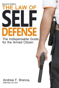 The Law of Self Defense by Andrew Branca is an excellent beginners guide to the laws governing self defense and the use of force.