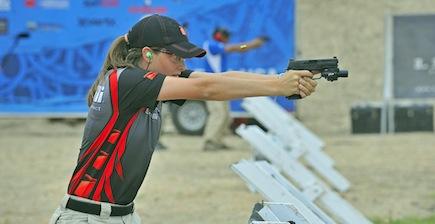 Katie Harris Pistol