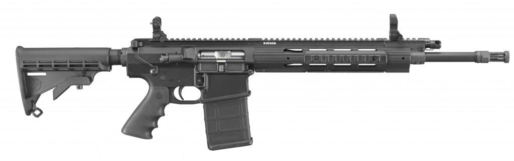 Ruger SR-762 Profile