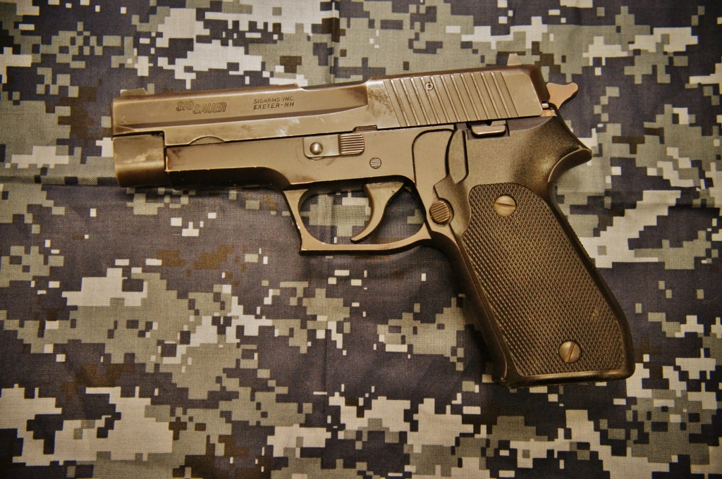 Sig Sauer P220 DAO
