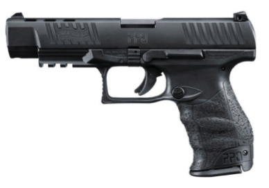 Walther Expands PPQ Family for 2014 – Introducing the PPQ M2 5-Inch