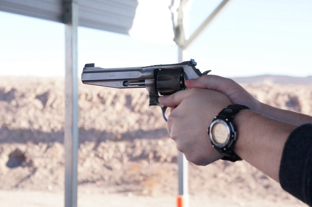 Smith Wesson 986 Pro Series Review