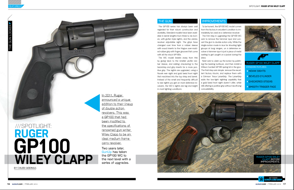 GP100 article trim