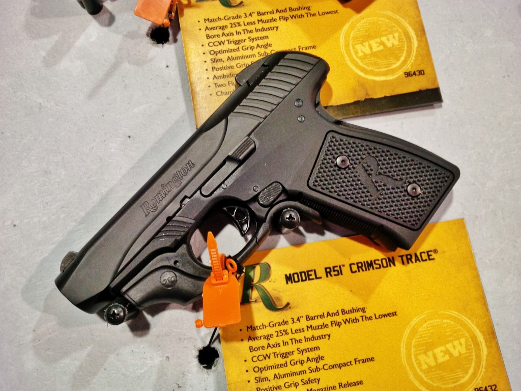 Remington R51 Crimson Trace