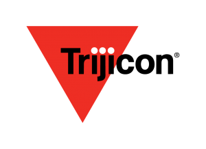 TRJ1001-1 Red Triangle Black Letters No Tagline