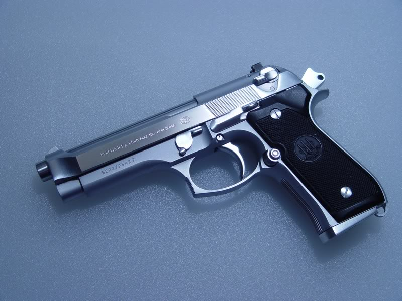 The Underrated Beretta 92