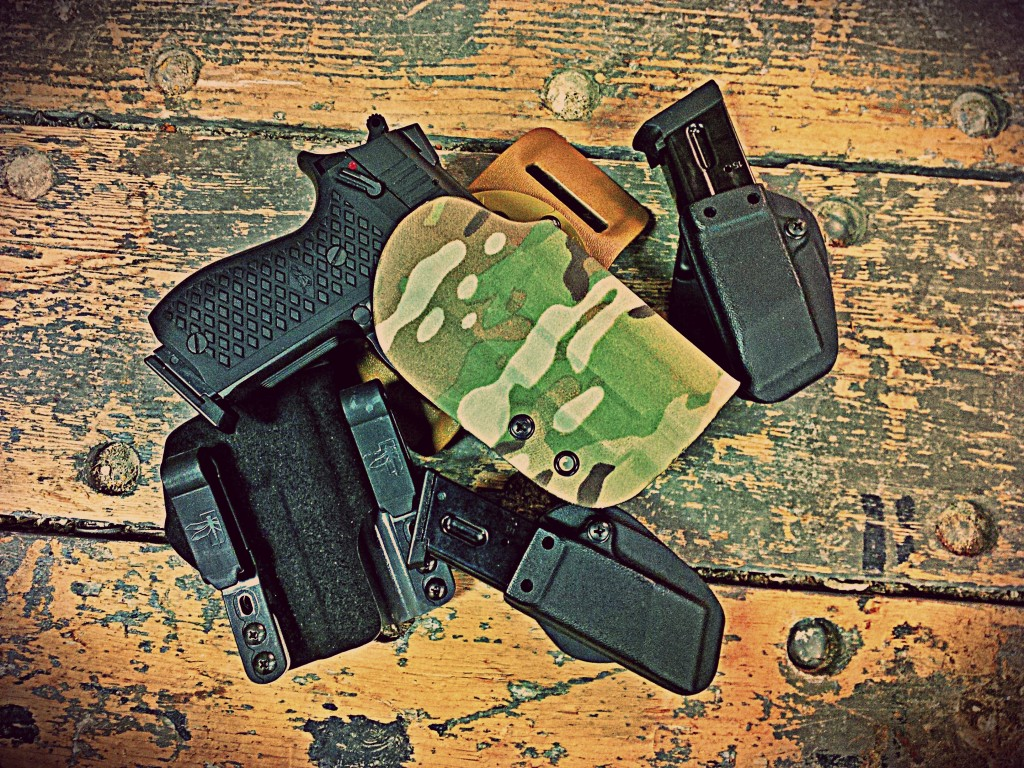 competition and carry gear