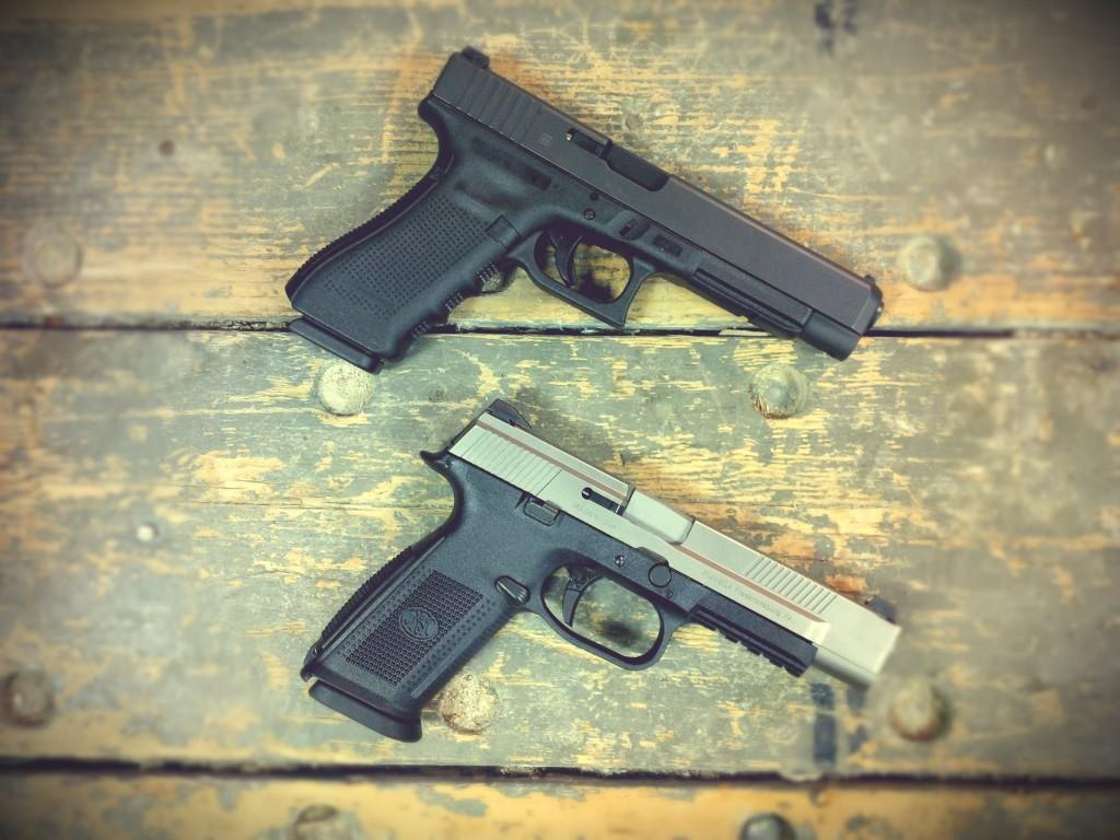 fns vs glock 34