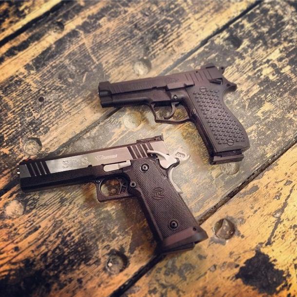 today's test guns