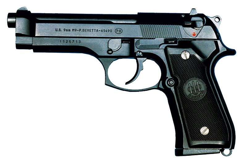 The 5 Greatest Military Pistols