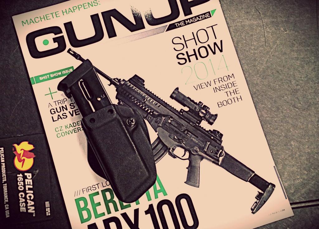 gcode magazine carrier