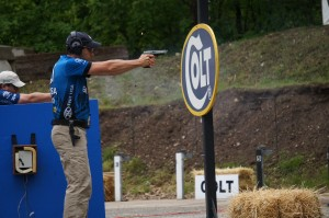 Nationally recognized competitors such as Dave Sevigny make great role models, and are a good reminder to us all that MEN SHOOT TOO!