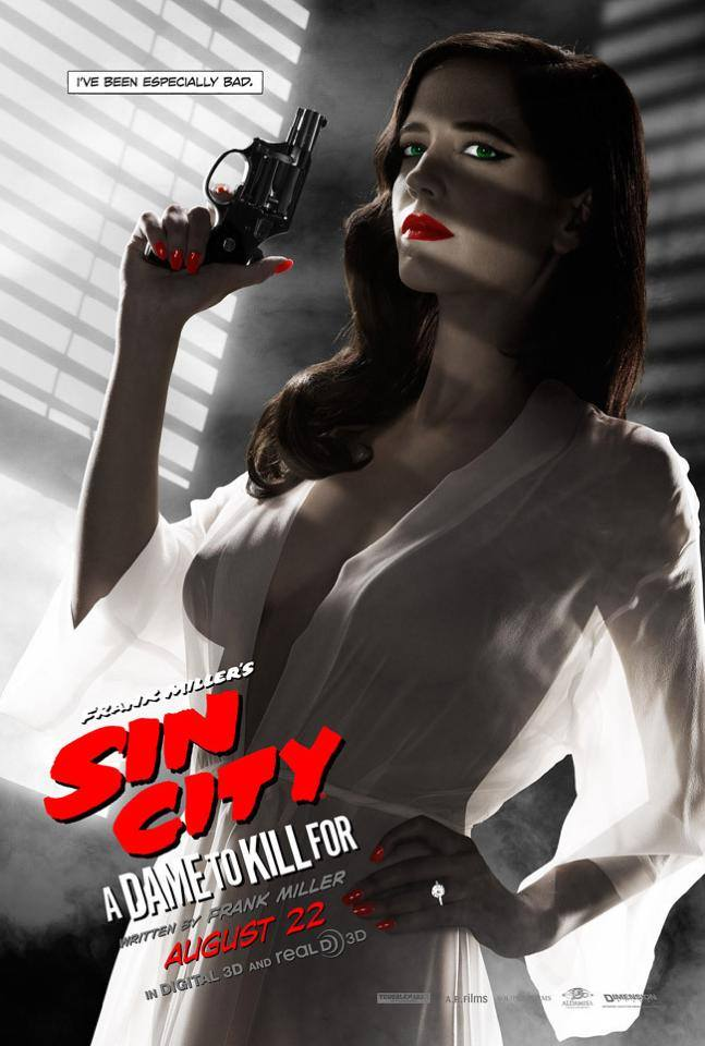 Eva Green Sin City
