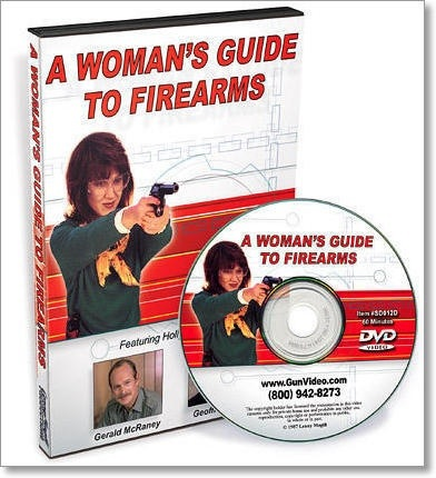 "DVD Review ""A Women's Guide To Firearms"""