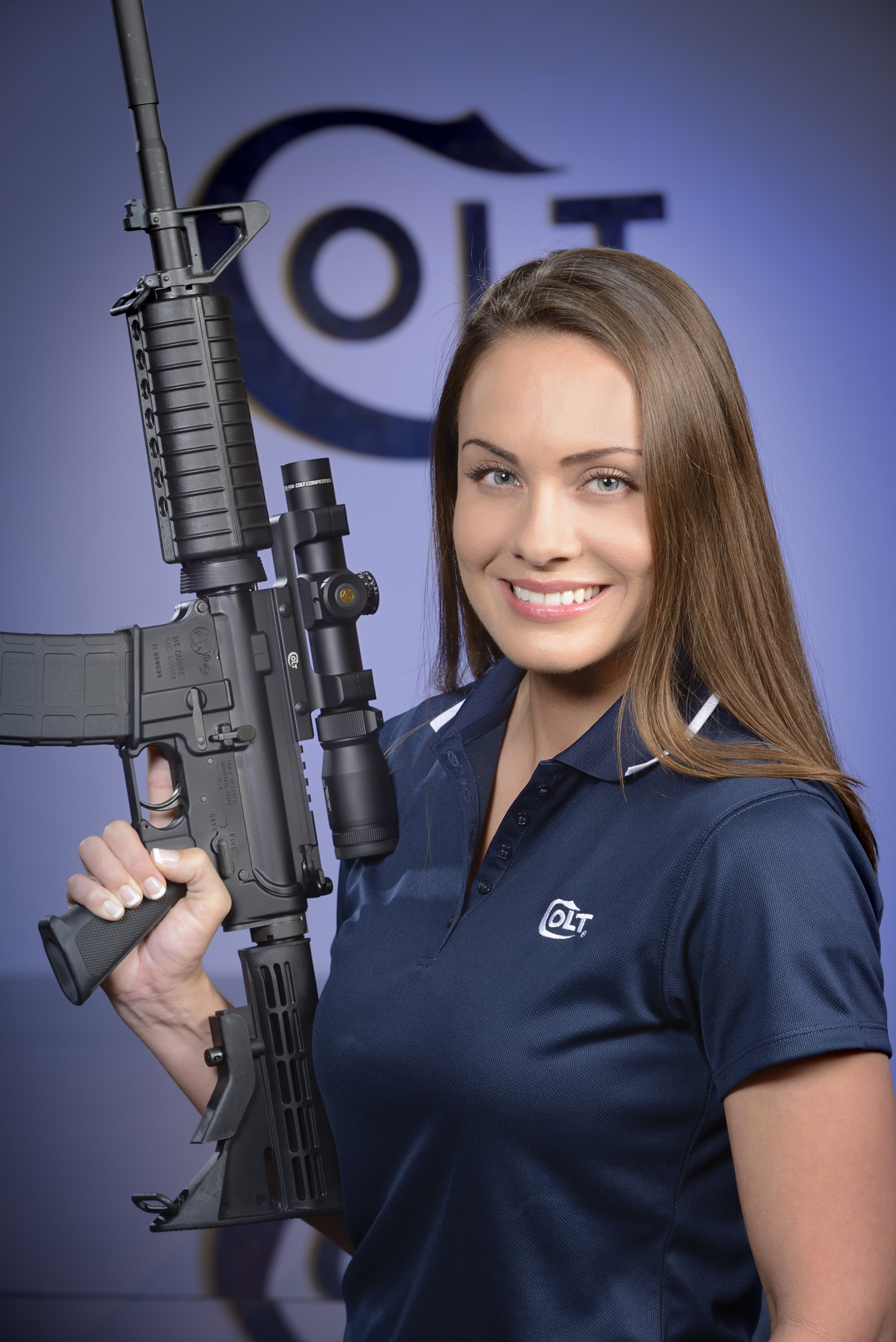 Team Colt's Maggie Reese Wins Third IronMaiden Title at MGM Ironman 3-Gun Match