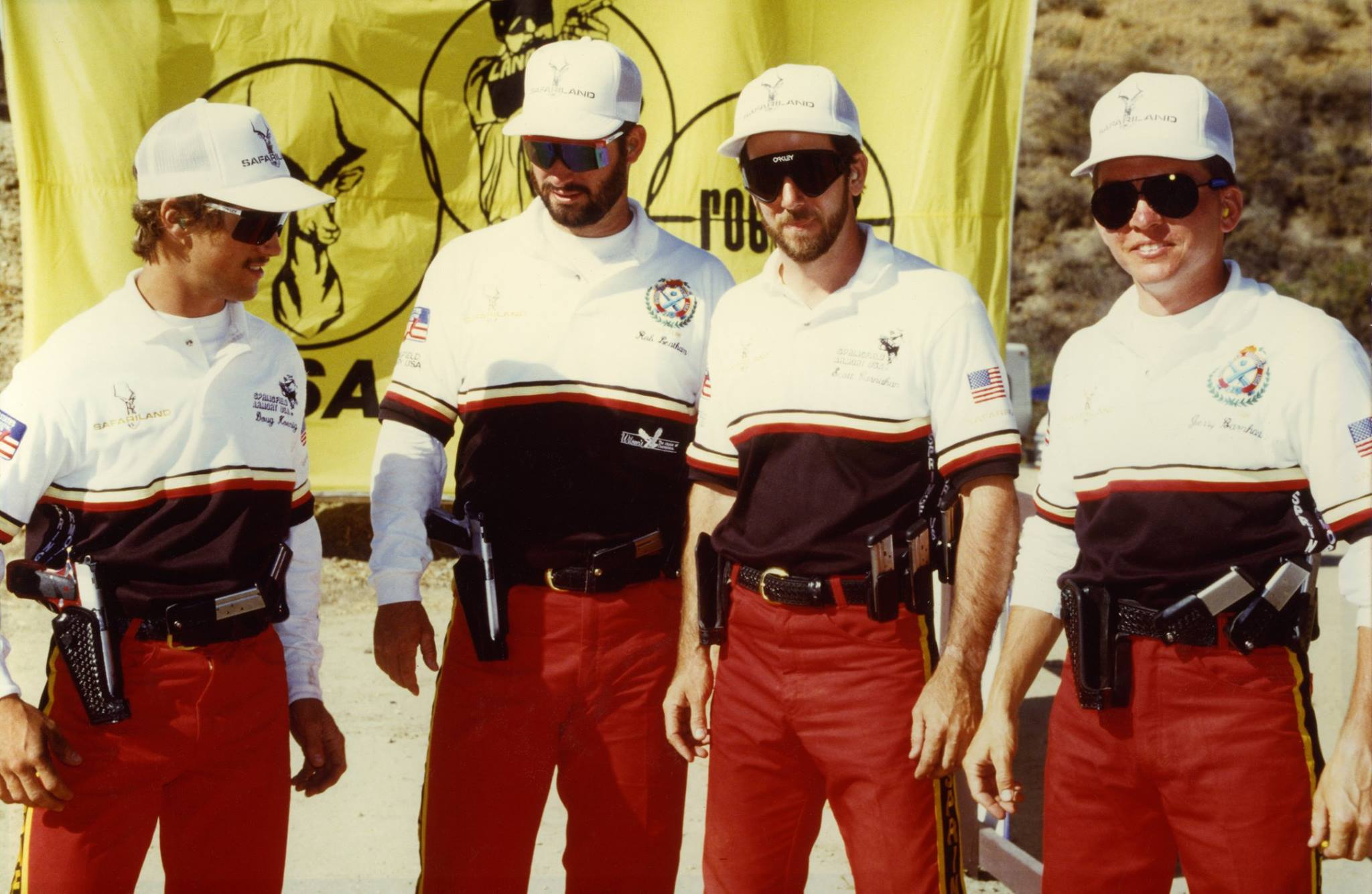 Original Team Safariland