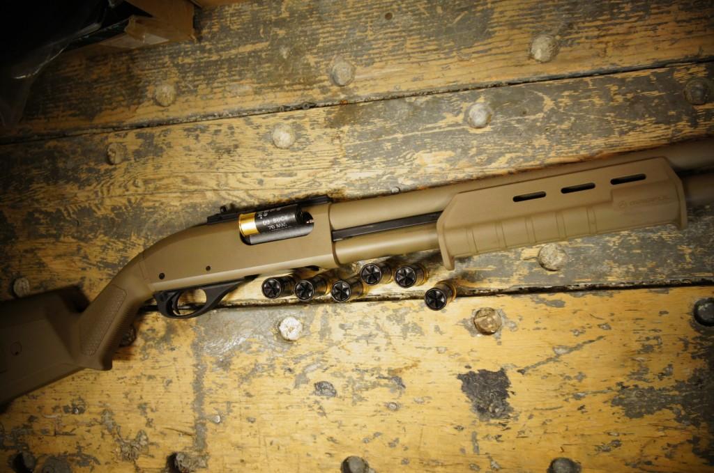 Remington 870 magpul FDE
