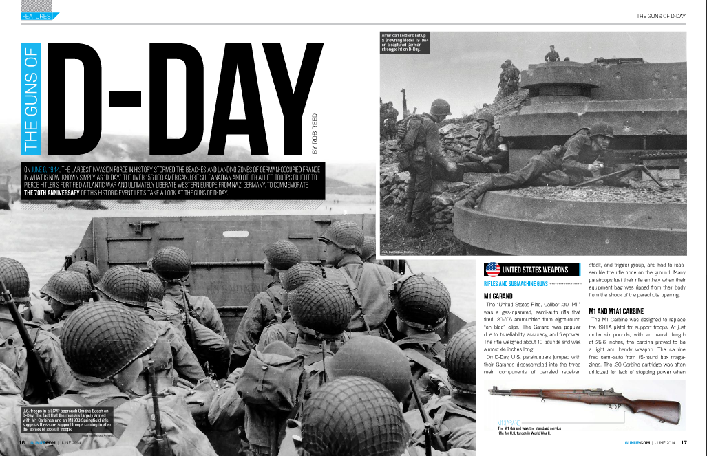 guns of d-day
