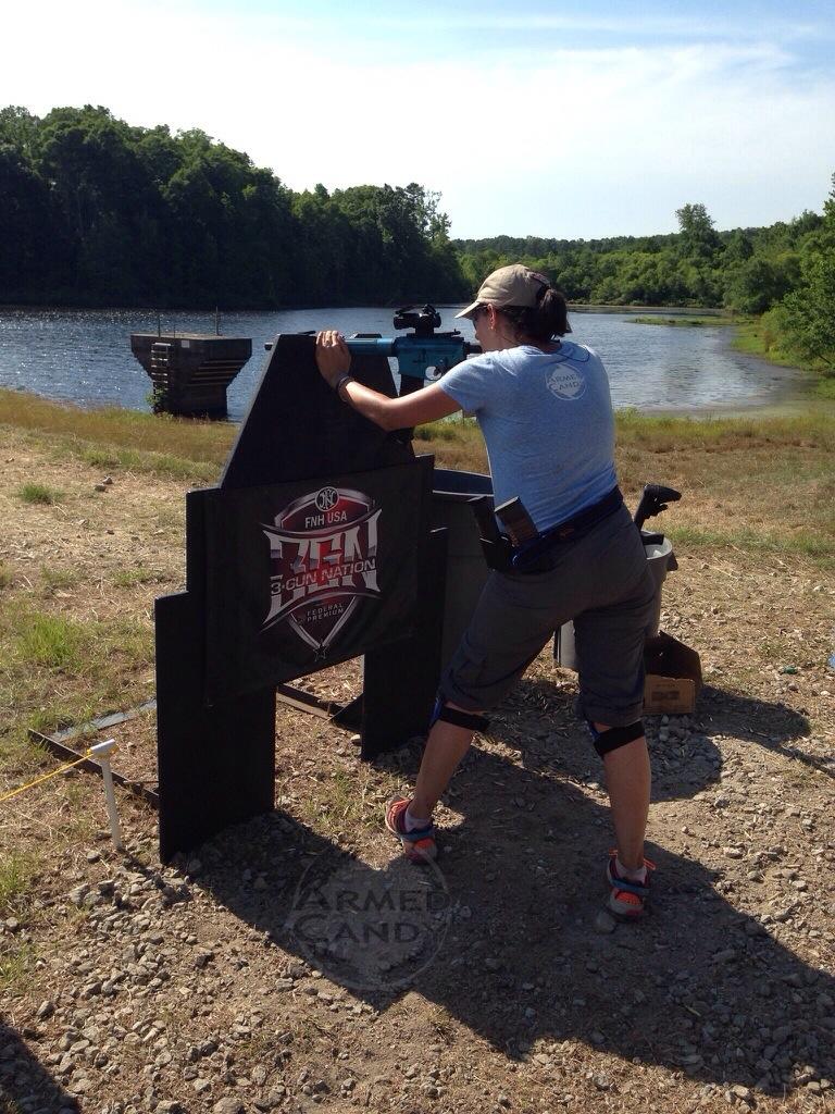 Tales of a 3 gun Beginning: Ma Deuce