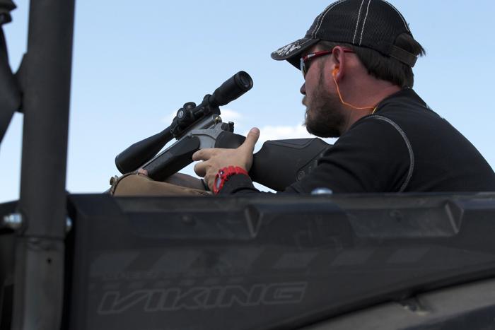 Photo by Brad Howe - ATV Rider/