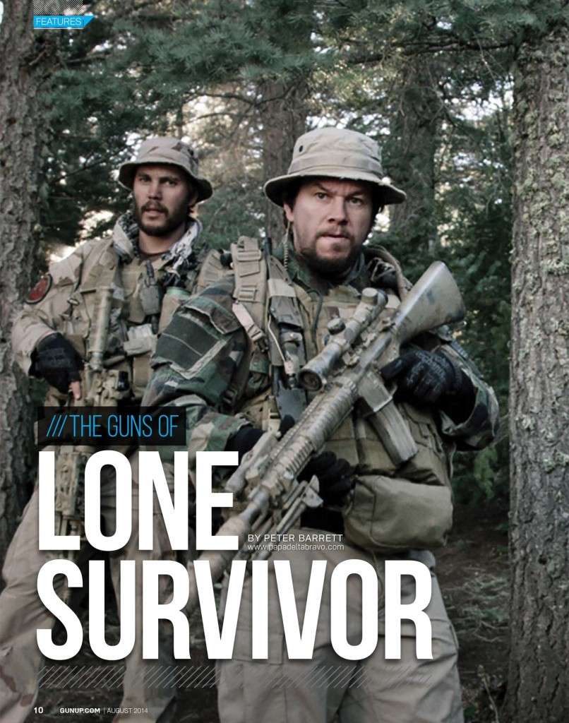guns of lone survivor