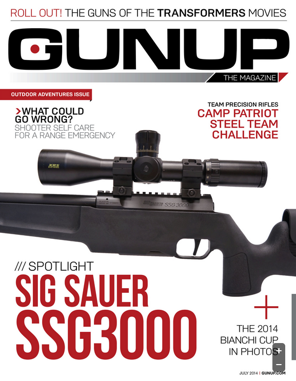 gunup july 2014
