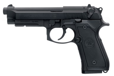 Beretta has made improved versions of the M9 like the M9A1 for the Army's Special Forces and the USMC already...and seem willing to make more changes to keep the military contract.