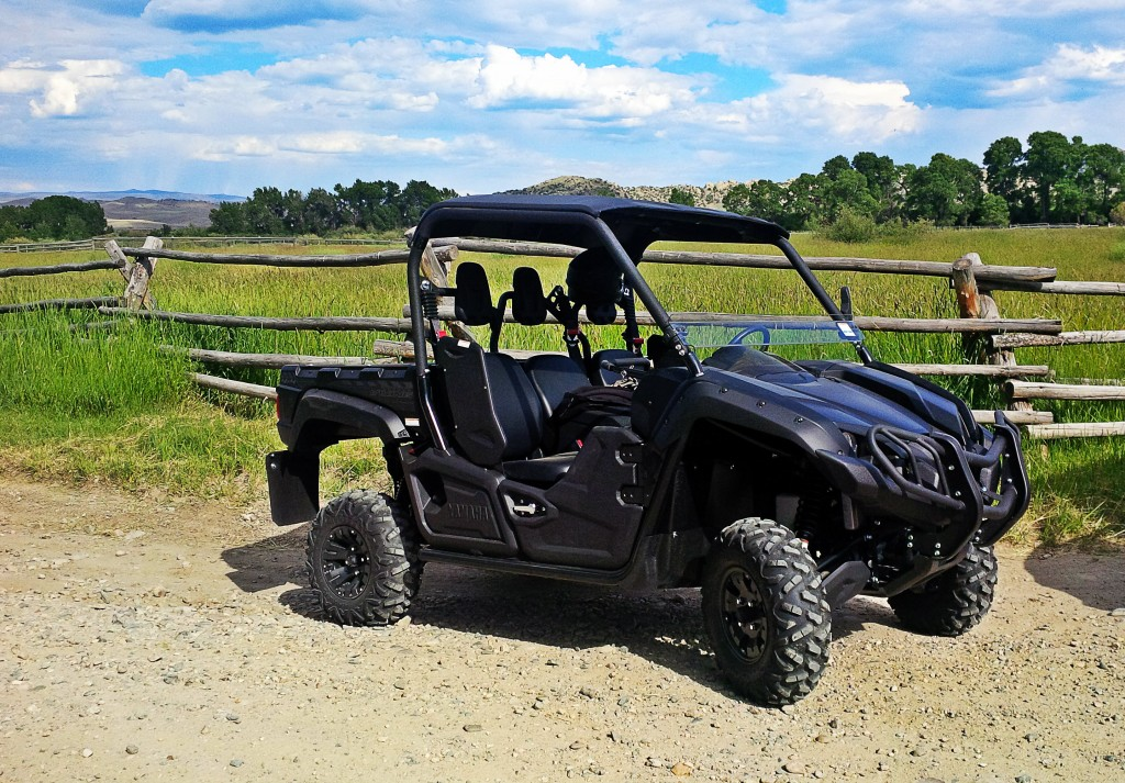 yamaha viking tactical