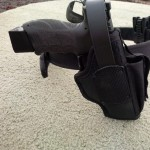 HK VP9 Blackhawk nylon holster