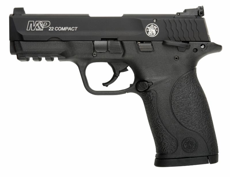 Smith & Wesson® Expands M&P® Series with New M&P®22 Compact Pistol