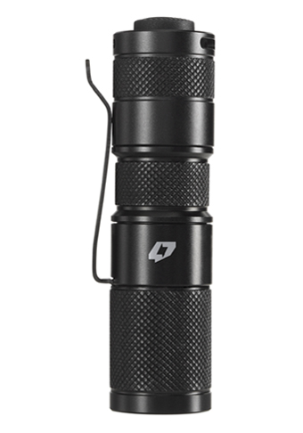 The Quark QTL is the first non-Surefire flashlight I actually like.