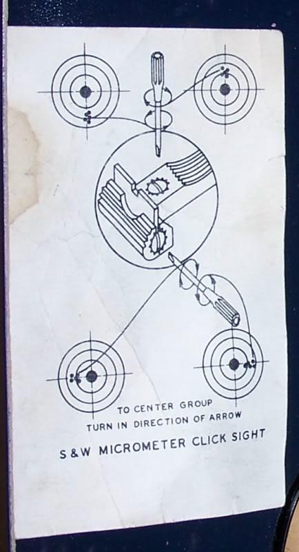 How to adjust a S&W revolver rear sight – Gun Nuts Media