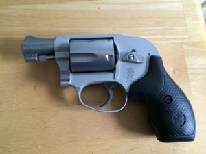 After looking at several options, I selected the S&W 638 as my new small revolver.