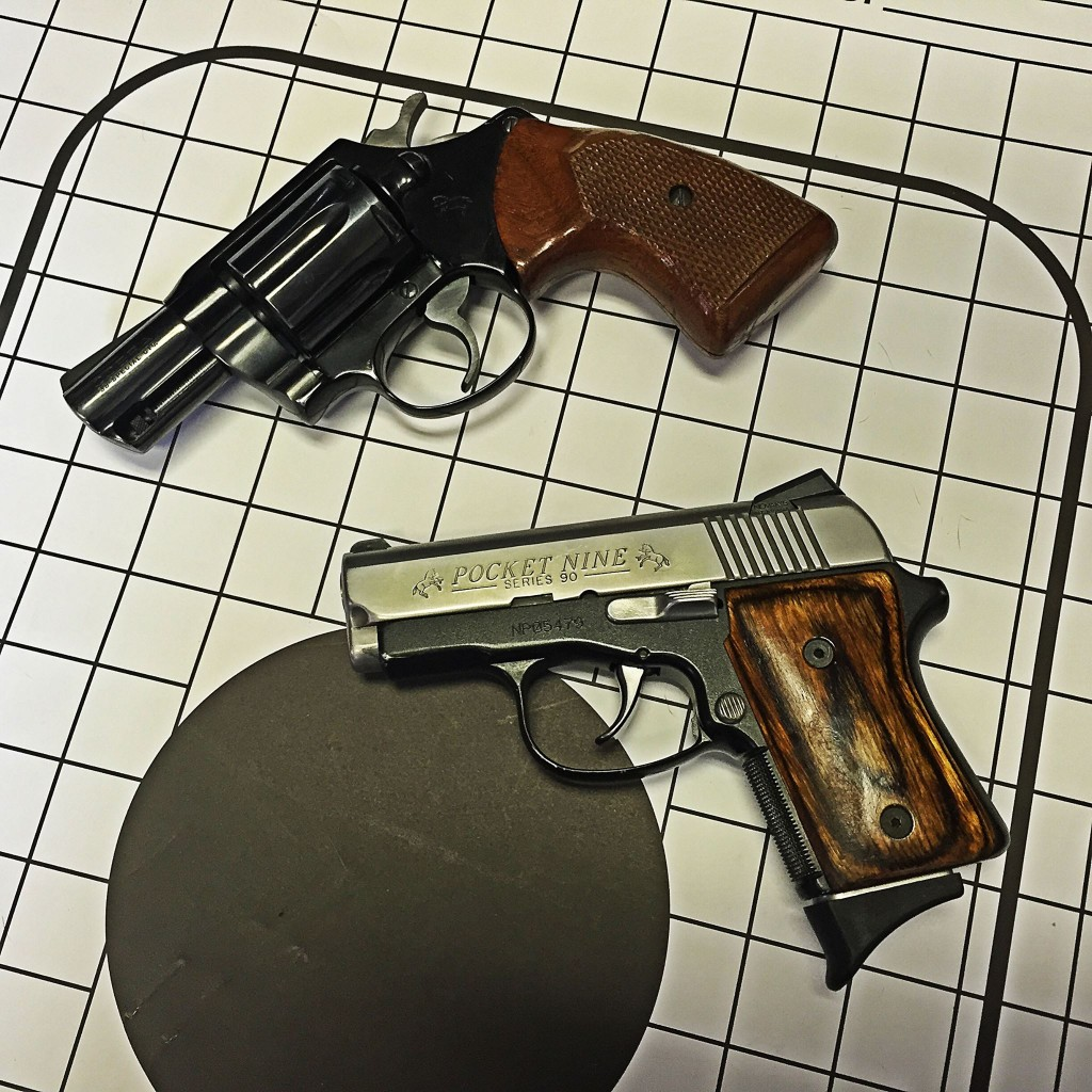 Colt Cobra and Pocket 9
