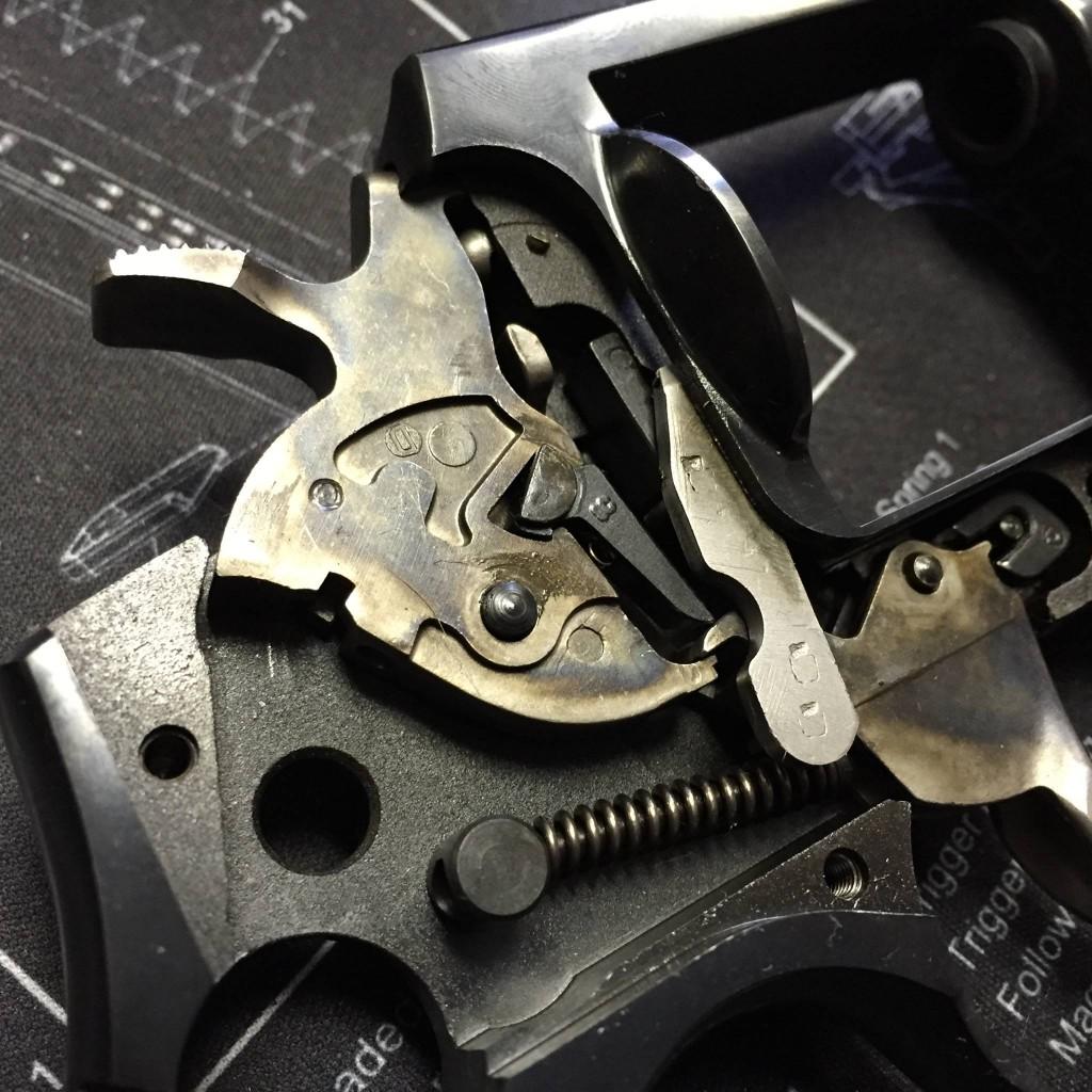 Fixing a Taurus (3)