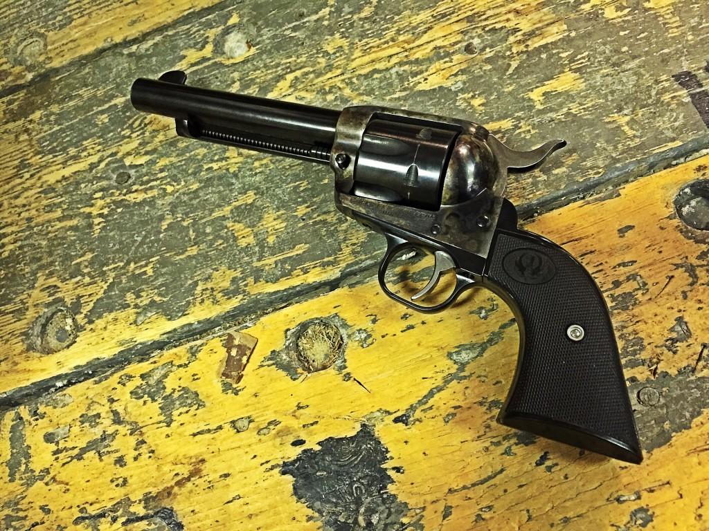 Ruger Vaquero .357 Magnum