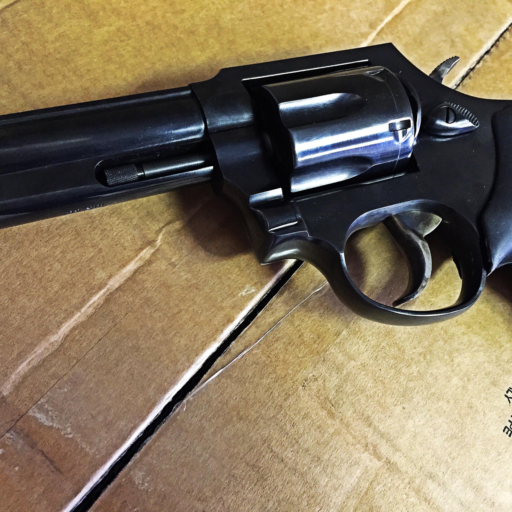 Taurus Model 82 Revolver