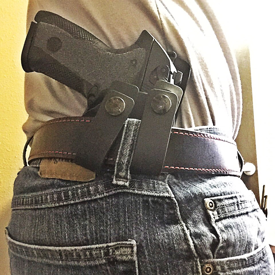 Why I ditched appendix carry
